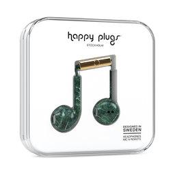 Earbud Plus Green Marble