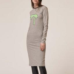 Print LS Dress, stl. 40