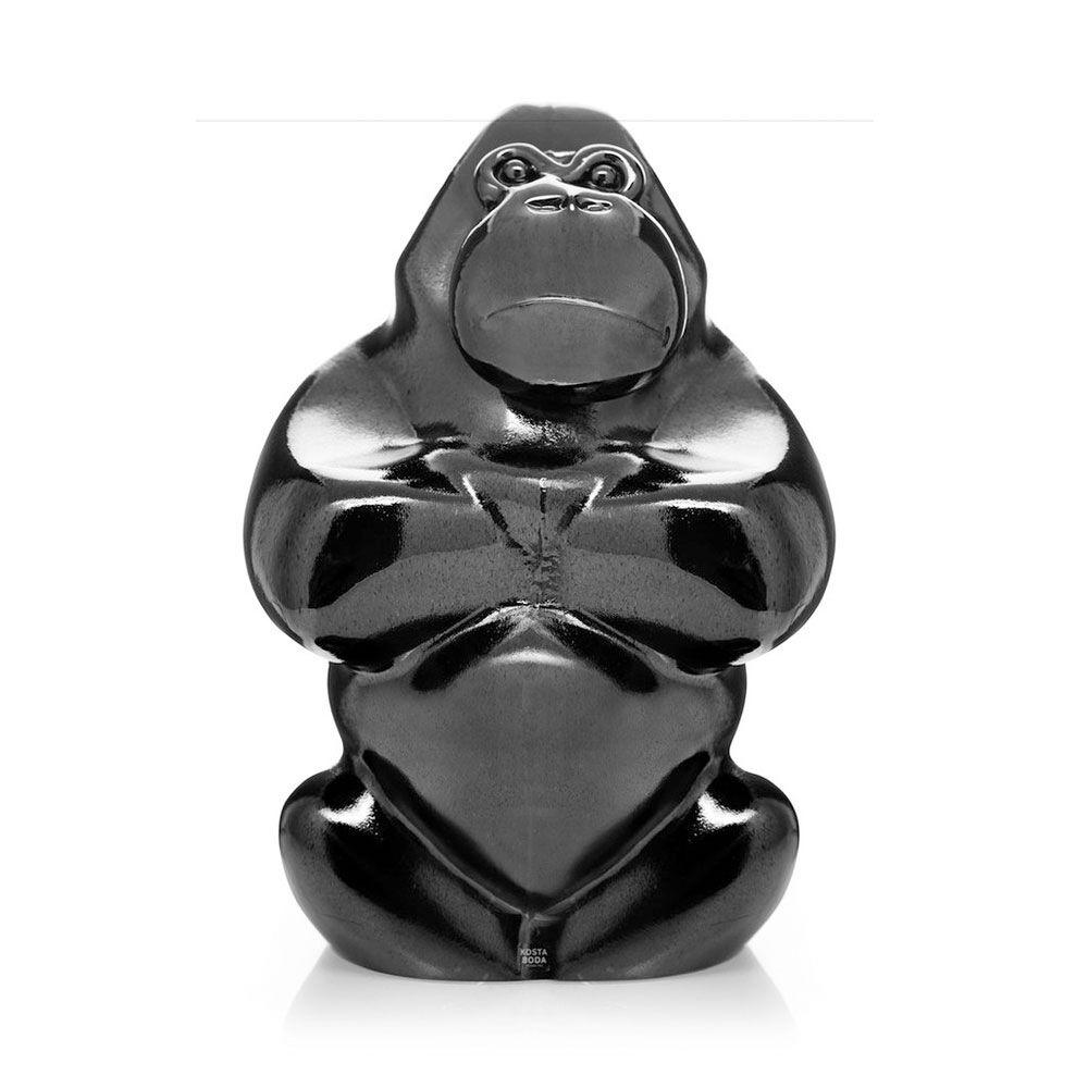 Skulptur Gorilla