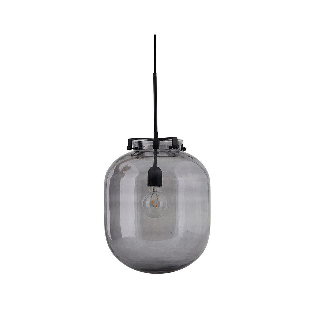 Lampa Ball 30×35 cm grå