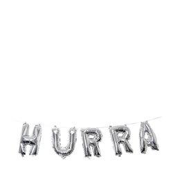 Folieballonger Hurra