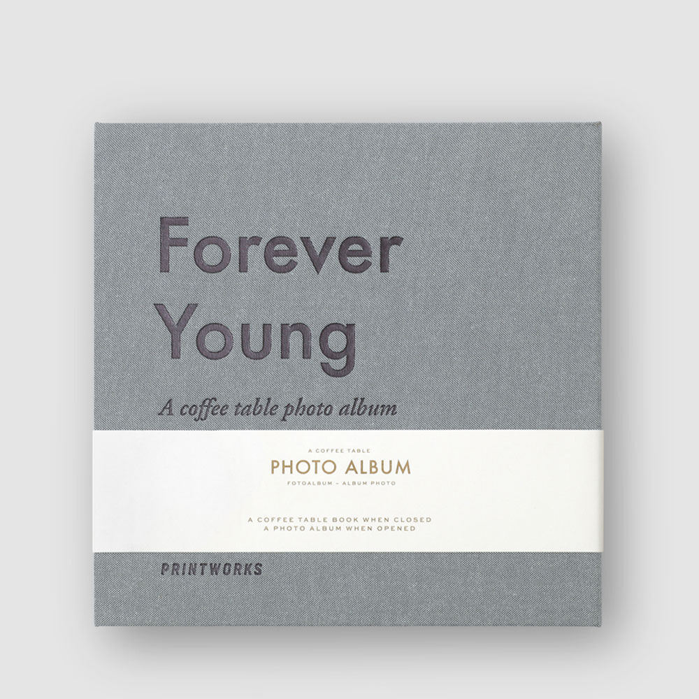 Fotoalbum – Forever Young (Small)