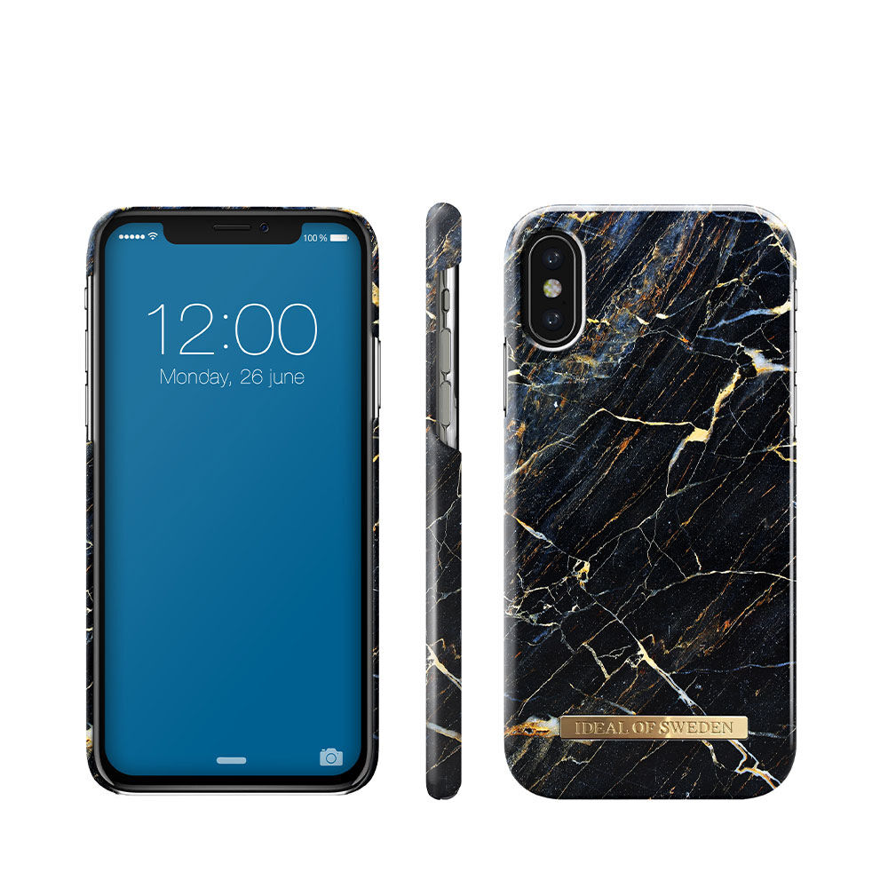 Mobilskal iPhone X/XS PORT LAURENT MARBLE