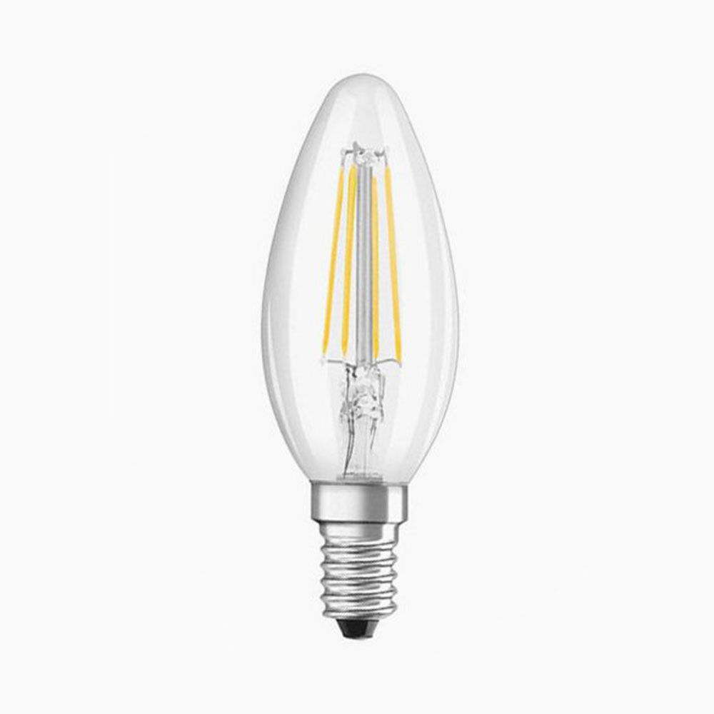LED-lampa CL B 15 Kron E14 Filament