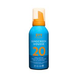 EVY Technology Sunscreen Mousse SPF20, 150 ml