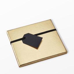 Presentförpackning, 15,5x1,5x13,5 cm