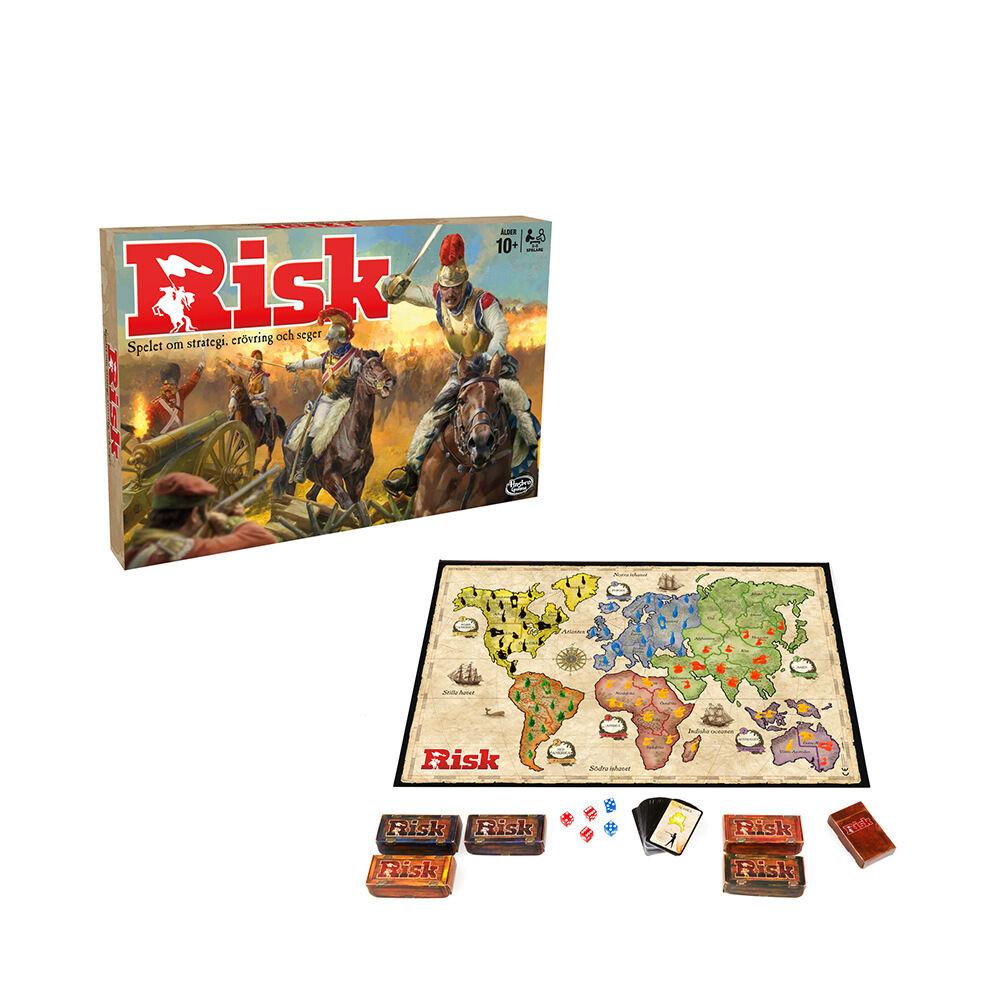 Sällskapsspel, Risk