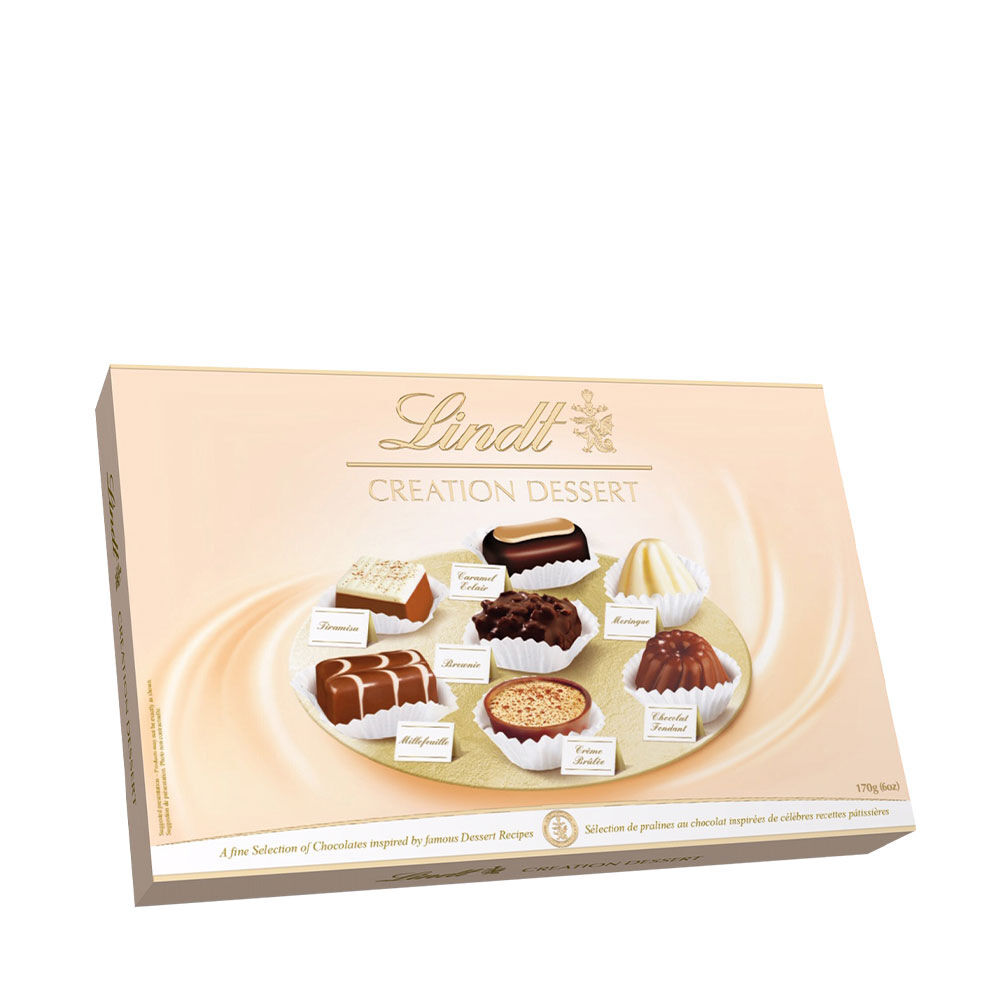 Assorted pralines Creation Dessert 170g