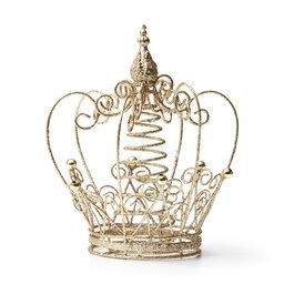 Toppstjärna Krona 19×20 cm