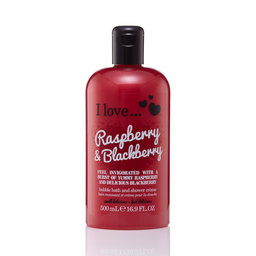 Raspberry & Blackberry Bath & Shower Gel, 500 ml