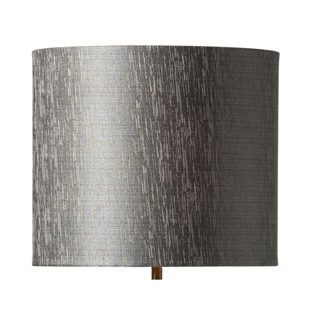 Lampskärm Erica Ø29 cm gray/gold