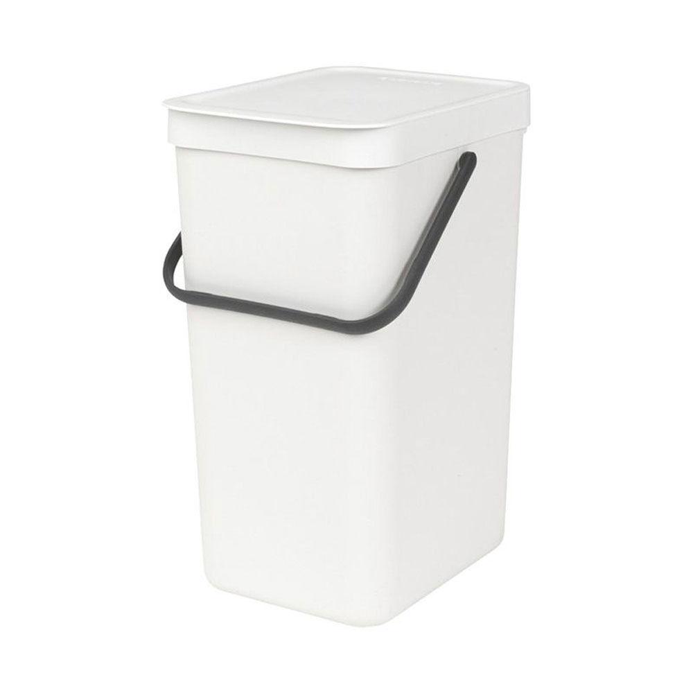 Papperskorg/Avfallshink Sort & Go 16 liter
