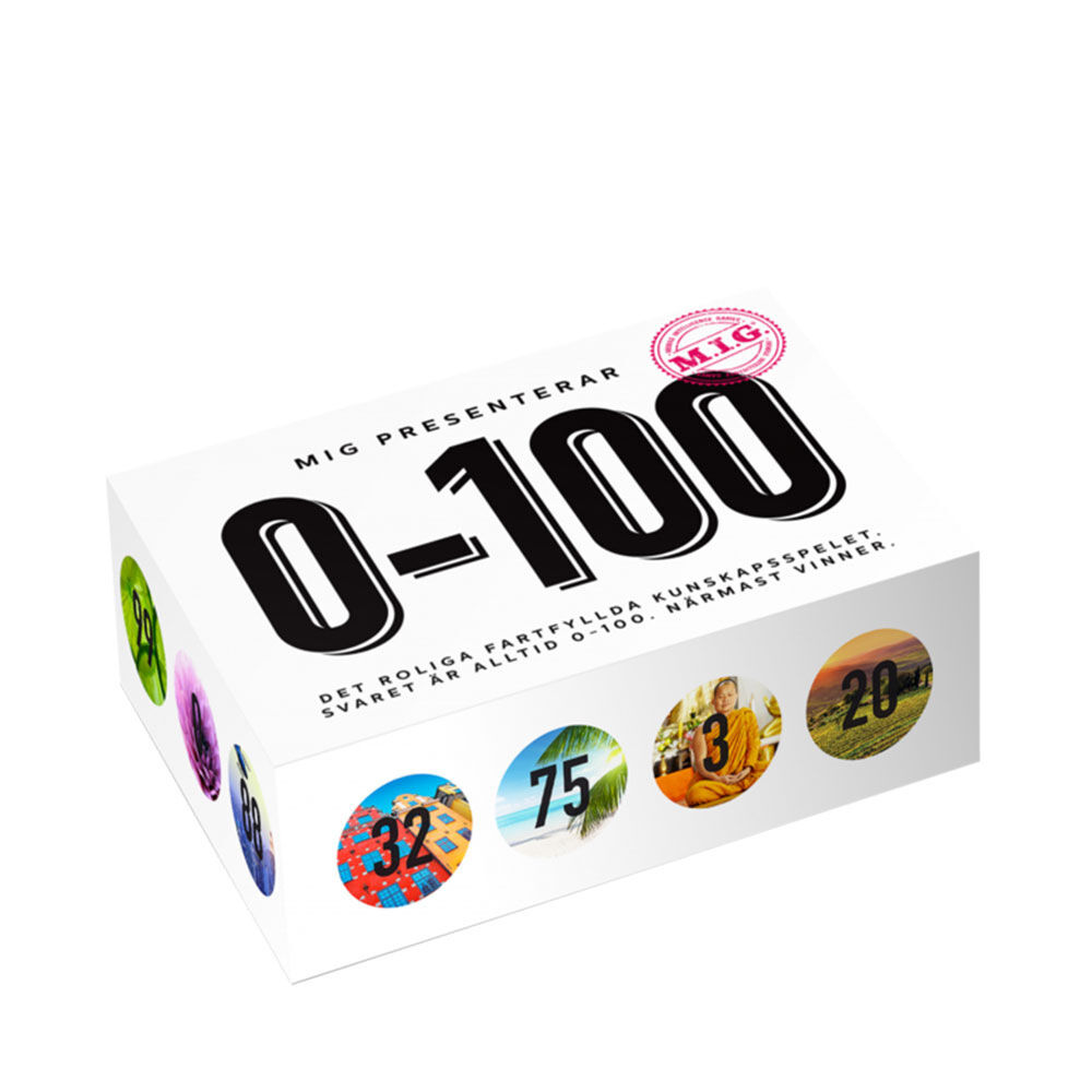 Sällskapsspel, 0-100