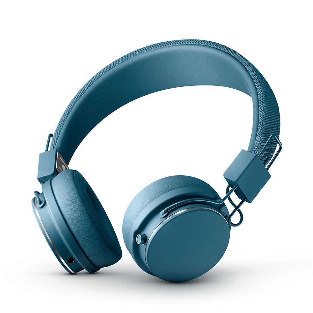 Hörlurar Plattan 2 Bluetooth Indigo
