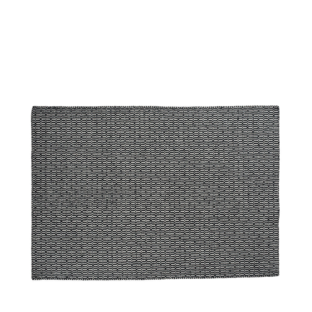 Matta Tile 140×200 cm grå