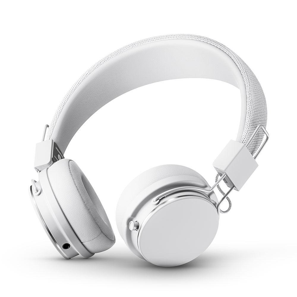 Hörlurar Plattan 2 Bluetooth True White