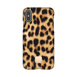 Mobilskal iPhone X/XS leopard