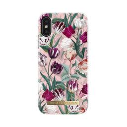 Mobilskal iPhone X Vintage Tulips