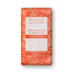 Pomegranate Argan & Grapeseed Soap
