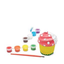 Pysselset Sparbössa, DYO Cupcake Bank