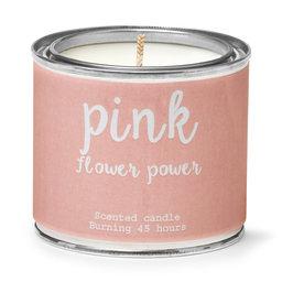 Doftljus Pink flower power