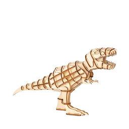 3D-pussel T-rex