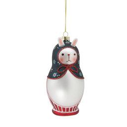 Hängande Ornament Kanin 13 cm
