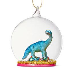 Julgransdekoartion Dinosaurie Ø10 cm