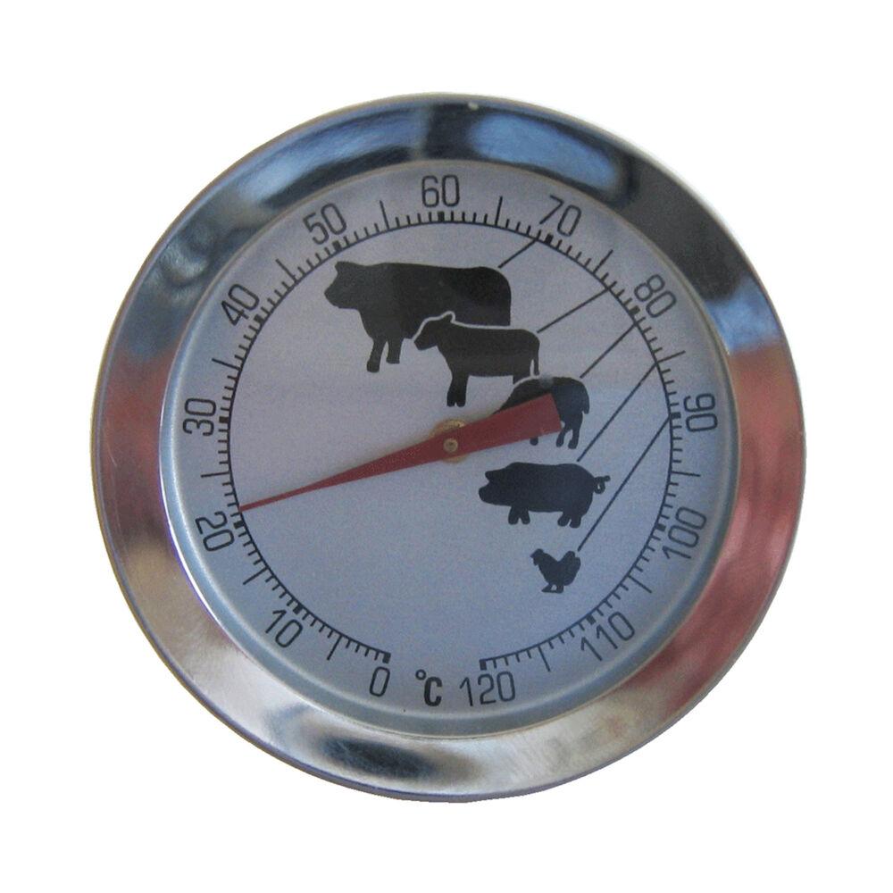 Analog Termometer för kött