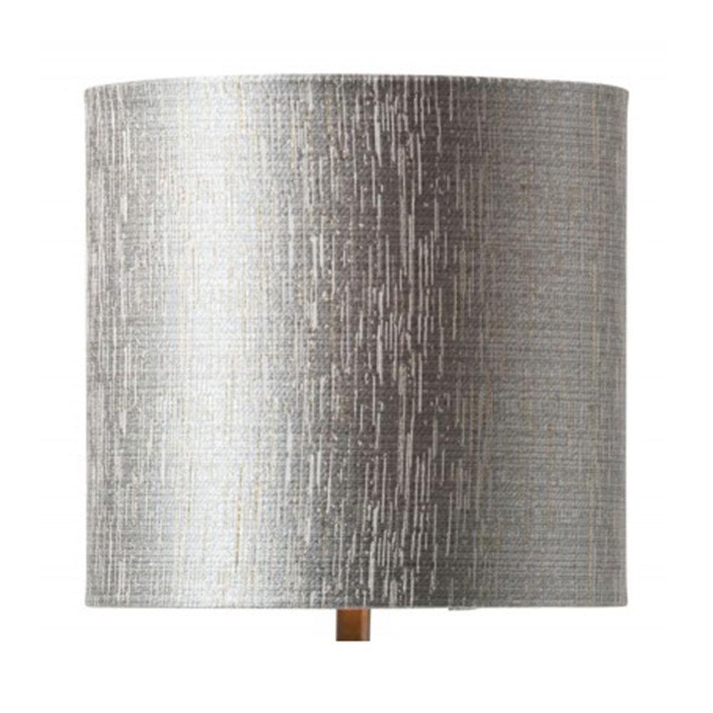 Lampskärn Erica Ø19 gray/gold