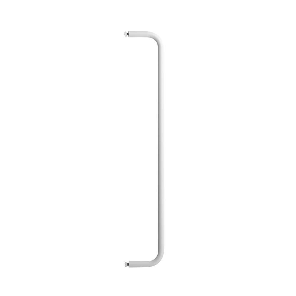 stång för metallhyllplan w30 cm