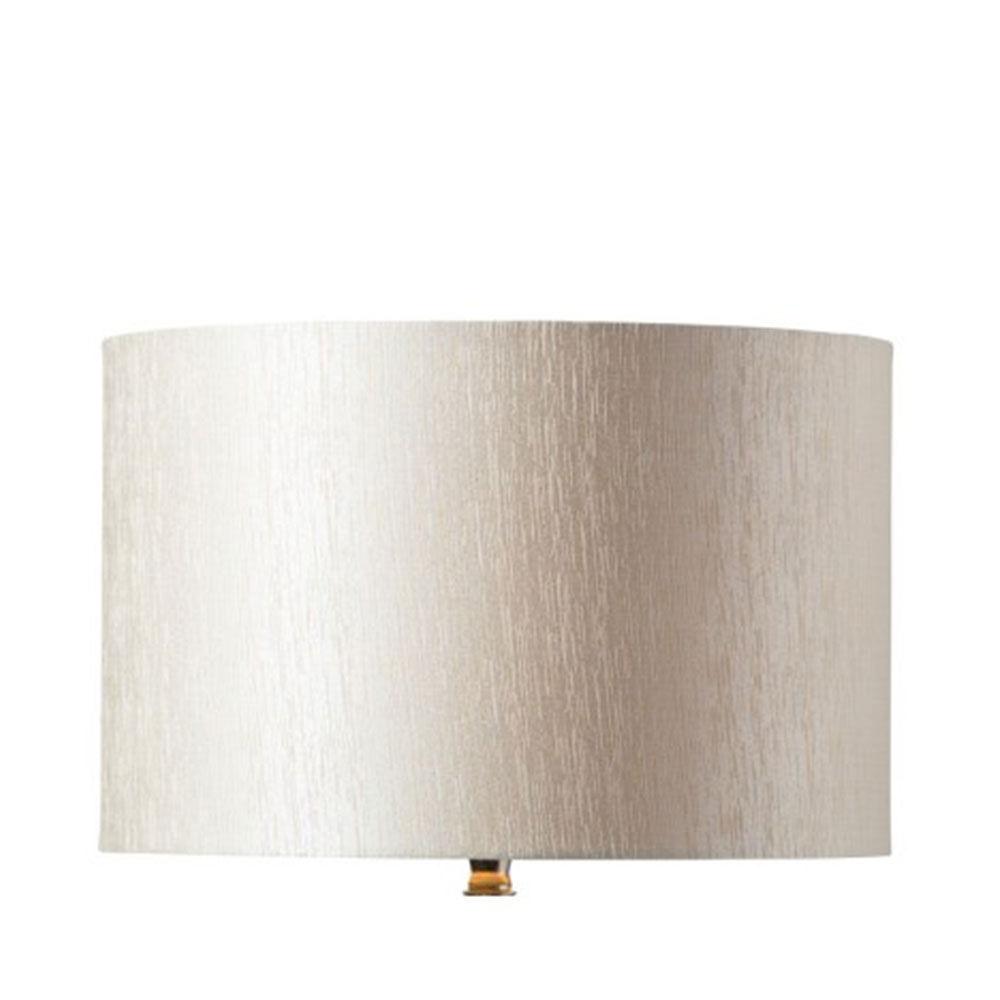 Lampskärm Erica Ø40cm cream/gold
