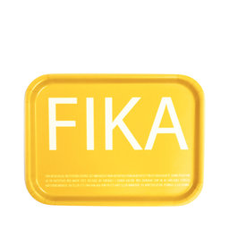 Frukostbricka FIKA 27×20 cm