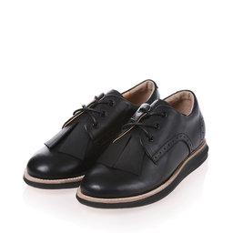 380g WA Black Leather