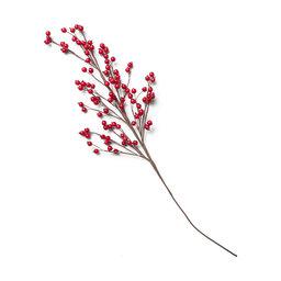 Kvist med röda bär 68 cm