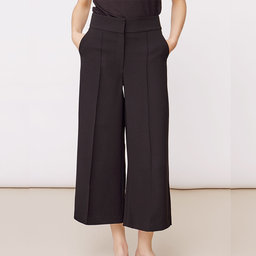 Bowery trousers black