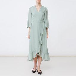 Ina dress dusty mint