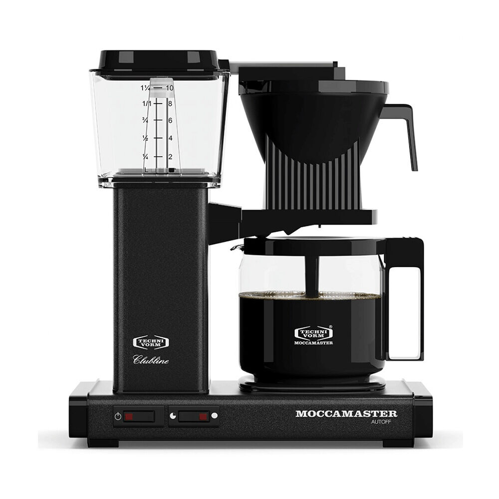 Kaffebryggare KBG962 AO Antracite