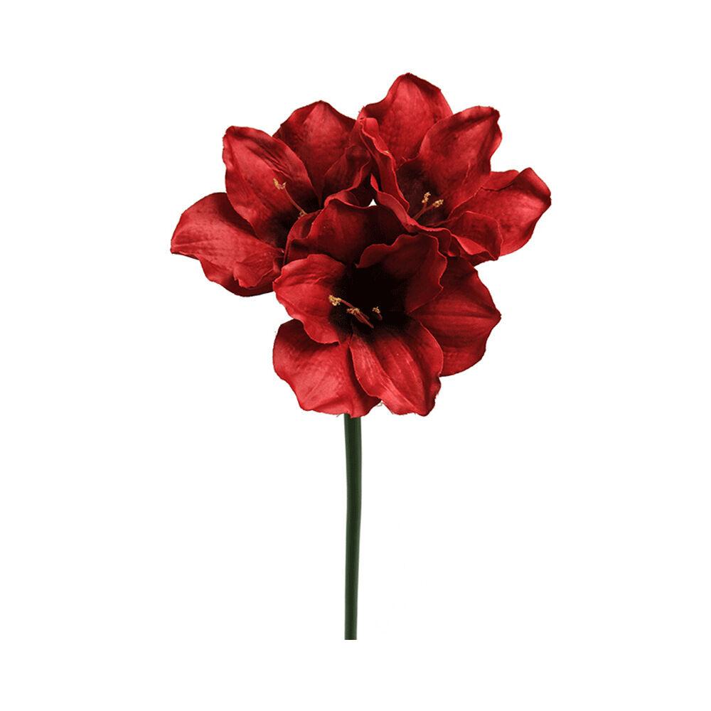 Konstväxt Amaryllis 65 cm