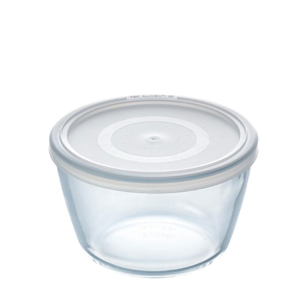 Skål i ugnsfast glas