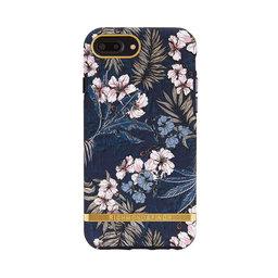 Mobilskal iPhone 6/6S/7/8 PLUS Floral Jungle gold details