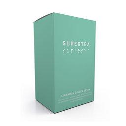 Supertea Cinnamon Ginger Detox