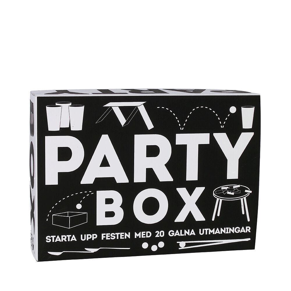 Spel Party Box