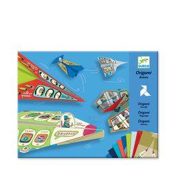 Origami, flygplan