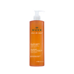Rêve de miel Face and Body Ultra-rich Cleansing Gel, 400 ml