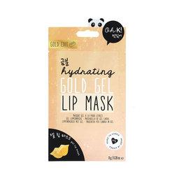 Hydrating Gold Gel Lip Mask
