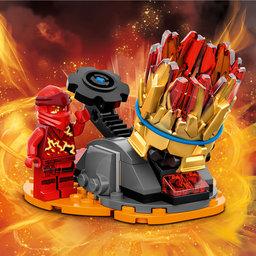 70686 LEGO® NINJAGO® set — Spinjitzuanfall – Kai