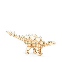 3D-pussel Stegosaurus