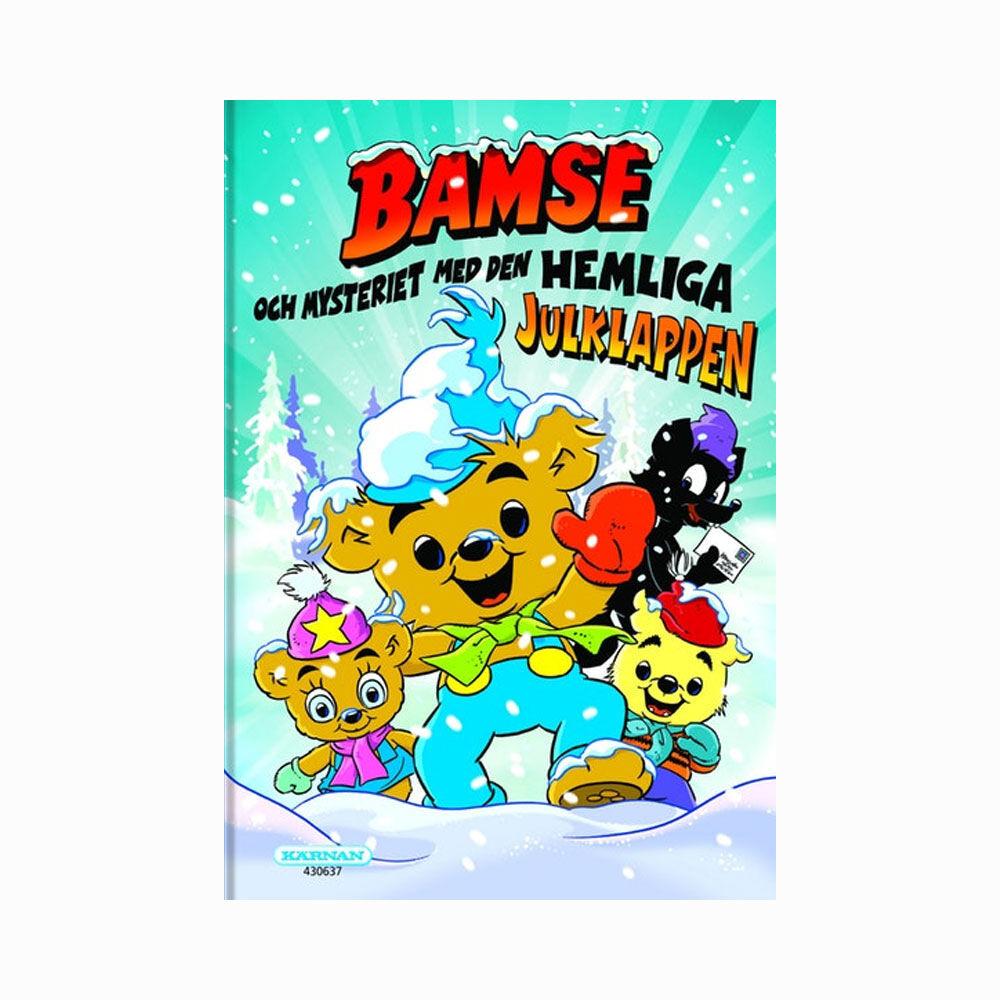 Julkalender – Bamse och mysteriet med den perfekta julklappen