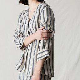 Homie Shirt Sand Stripe